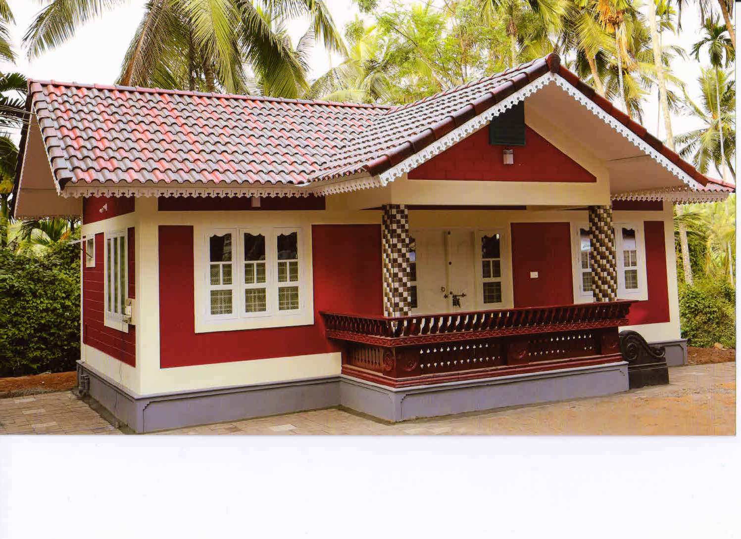 10 Lakh 2BHK House at Thenhipalam